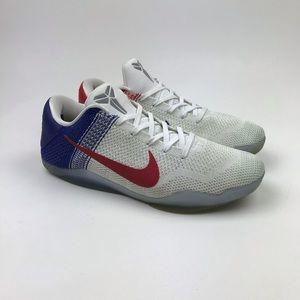 Nike Kobe XI 11 Elite Low USA Olympics Size 15